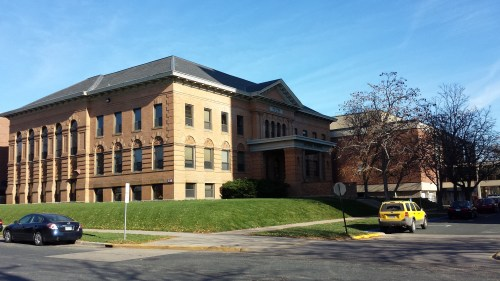 Augsburg College's Old Main, 731 21st Ave. S.