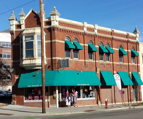 Sisterhood Boutique, 2200 Riverside Ave.