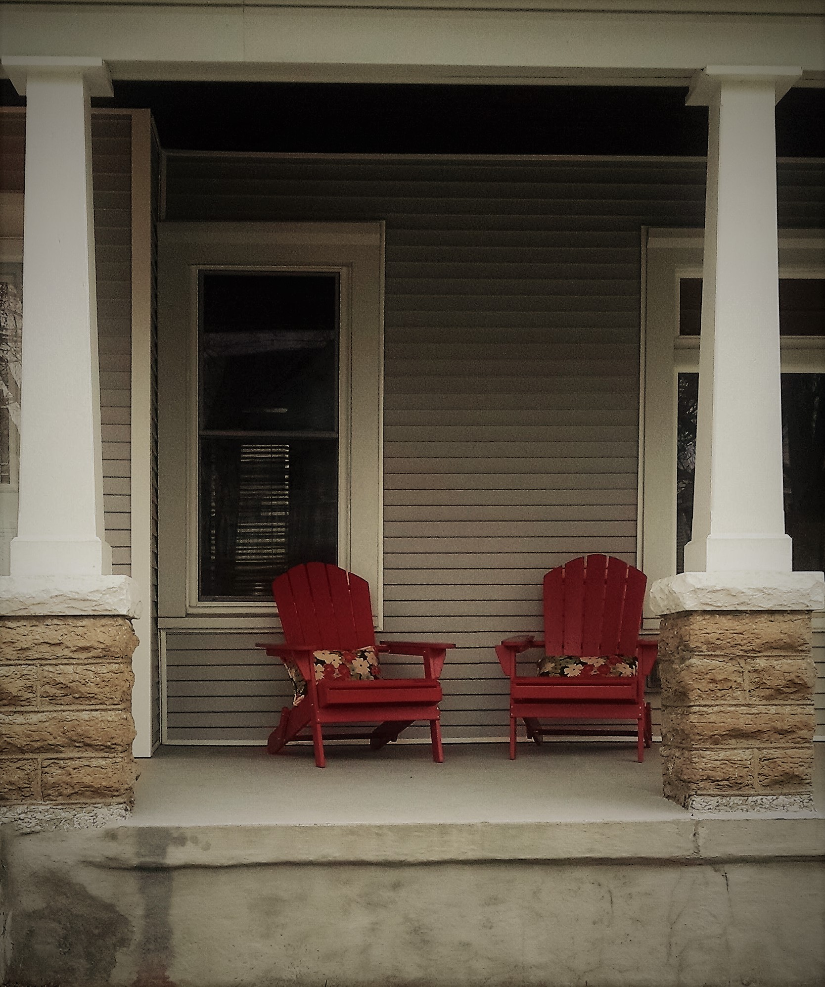 My Front Porch and Why I Love It  Volume 1  streetsmn