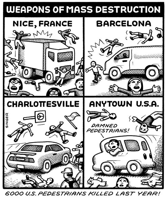 Terrorist Cars