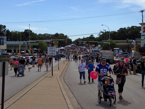 Open Streets at PennFest