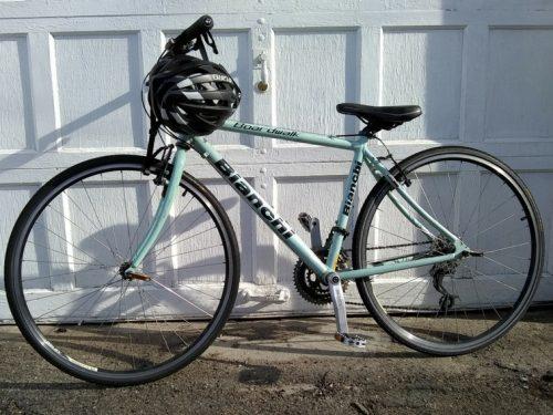 Fran's Bicycle
