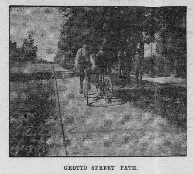 Grotto Street c. 1900