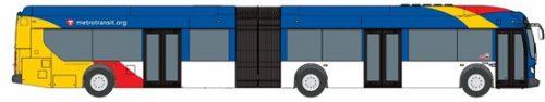 D Line Bus