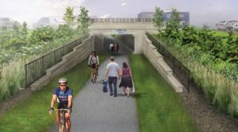 Robret Street Bike Trail