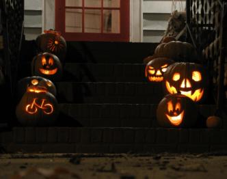 Festive Pumpkins, via Flickr