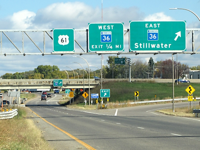 MN 36 Signs