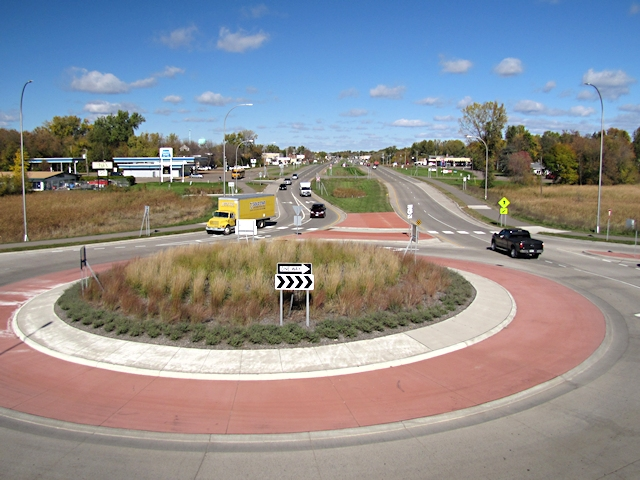 Highway 61 Roundabout