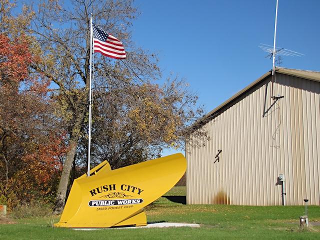 Rush City Public Works