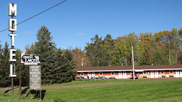 Old Pre-Interstate Motel