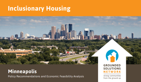 cover photo on minneapolis inclusionary zoning report