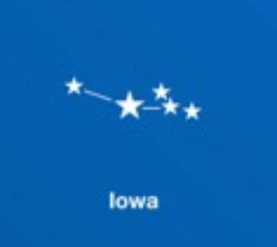 Constellation Map Ia