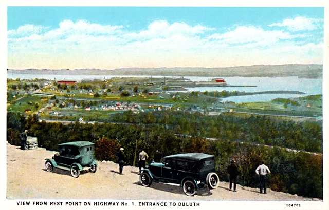 Duluth Postcard R2