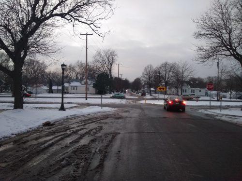 Margaret Street at Johnson Parkway November 2018