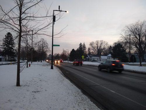 Johnson Parkway at Margaret Street November 2018