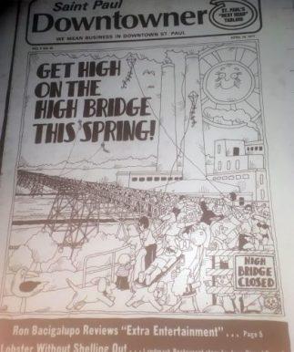 High Bridge Cover