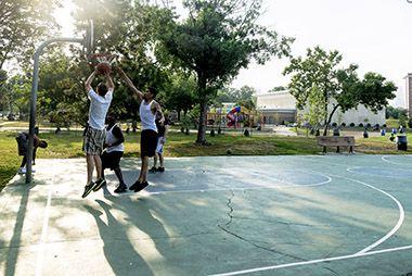 East Phillips Basketball