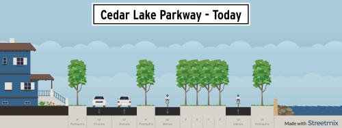 Cedar Lake Parkway Today (2)