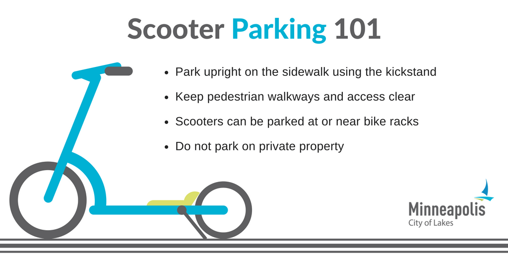 scooter parking 101