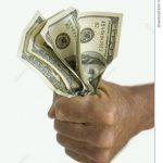 Streets Money In Hand
