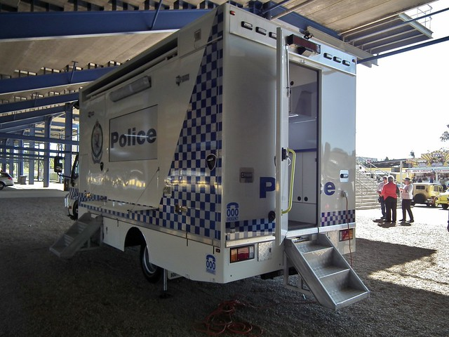 """A """"booze bus"""" in New South Wales"""