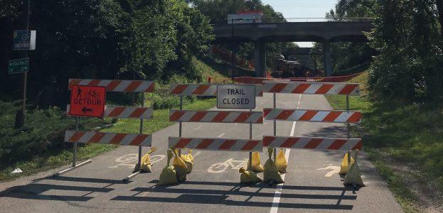 Greenway Closure