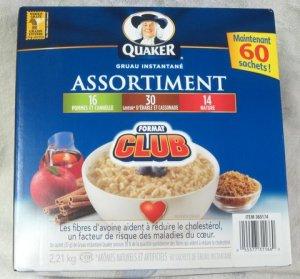Case of Oatmeal