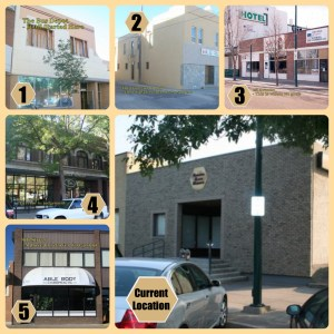 Streets Alive locations