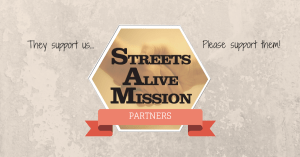 Streets Alive Corporate and Foundation PARTNERS