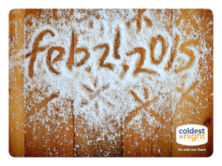 coldest night of the year 2015- streets alive