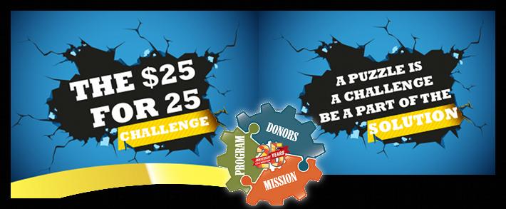 25 for 25 Challenge - Streets Alive Mission