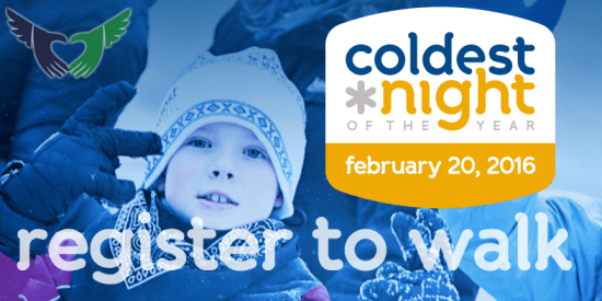 Register to Walk CNOY Streets Alive Mission 2016