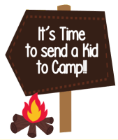 Donate toward sending a youth to camp