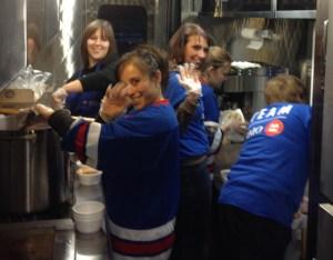 BMO Team Volunteering