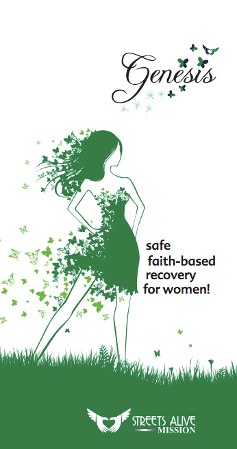 Genesis - safe faith-based recovery for women
