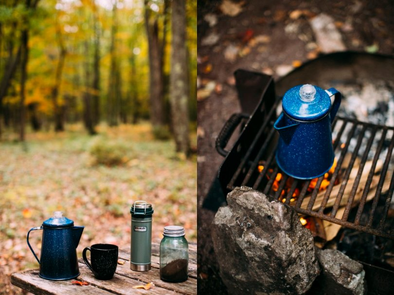 Camp Coffee Essentials | streetsandstripes.com