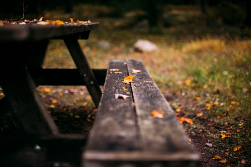 Camping in the fall | streetsandstripes.com
