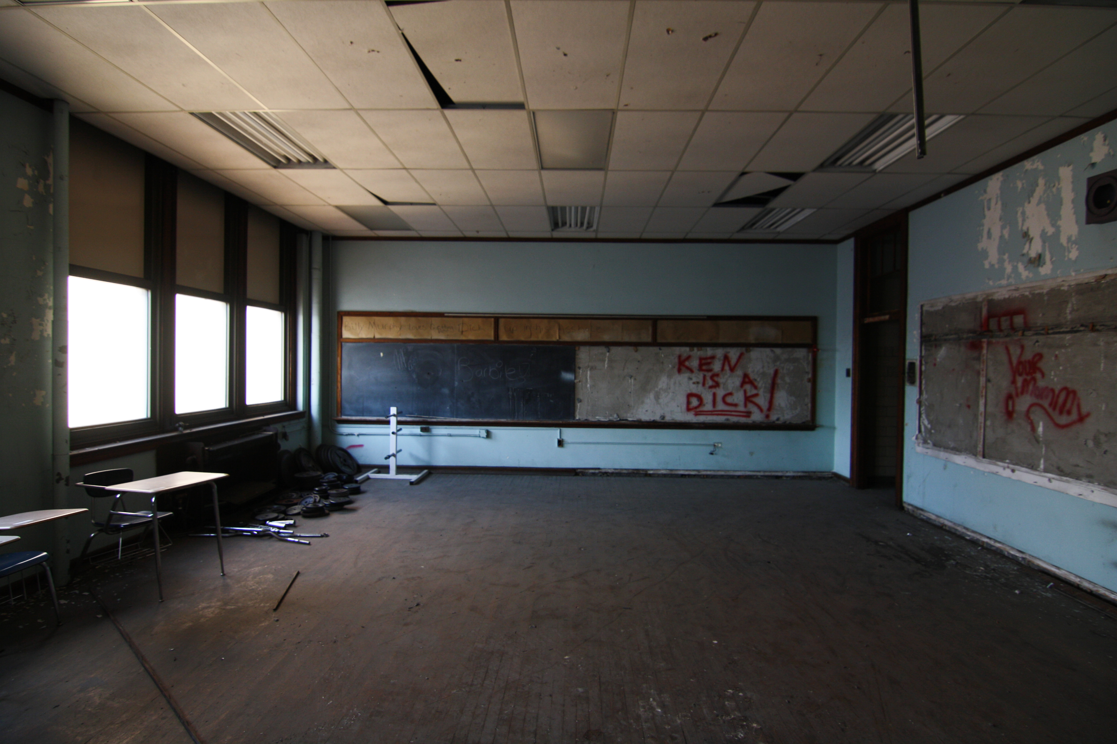 Inside Bok The Bright Future Envisioned For One Of Philadelphias Abandoned Public Schools