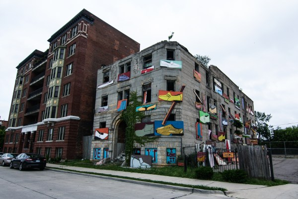 Exploring Detroit Part Iii Street Art And Graffiti In