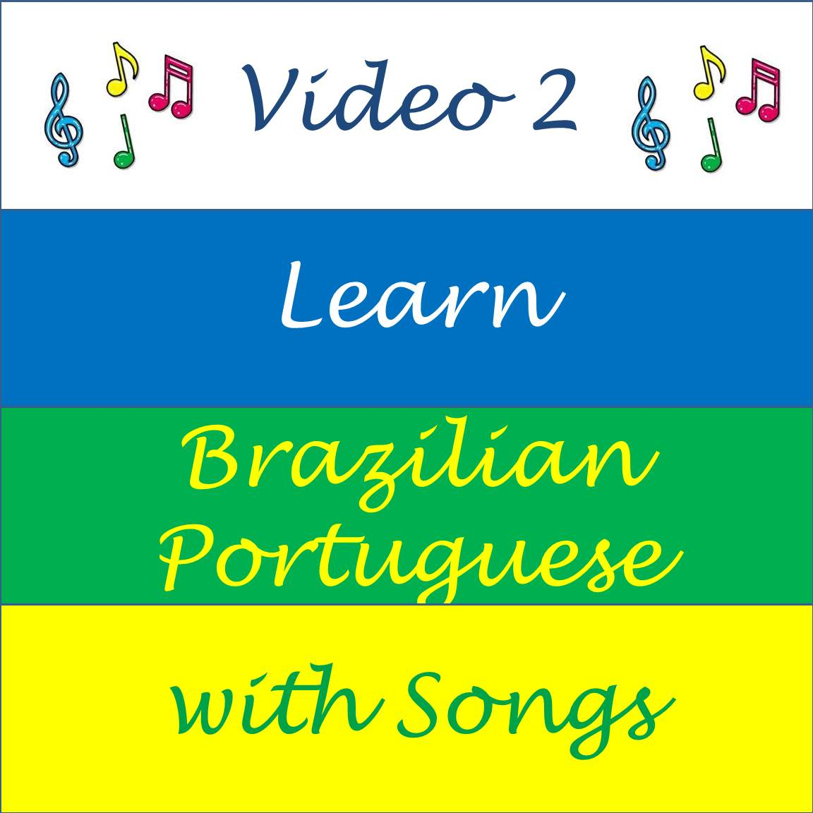 Learn Brazilian Portuguese With Songs
