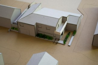 Model by the Ballymac group
