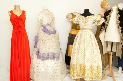 Fifty fabulous frocks ensemble
