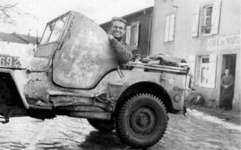 Bill Blass Jeep