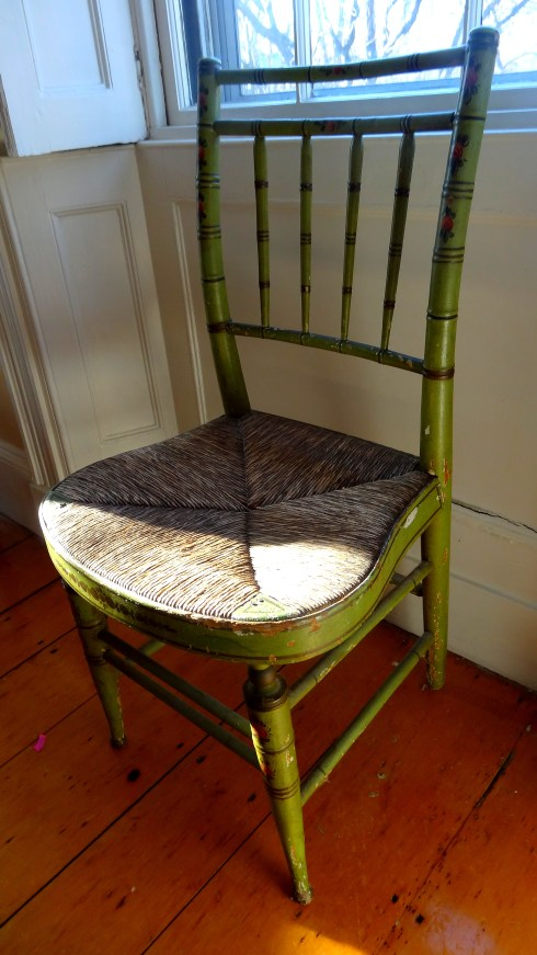 Fancy Chair Green2