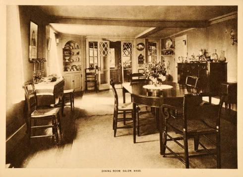 Fancy Chairs Mentor 1916