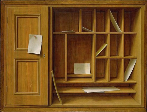 George_Tooker_The_Letter_Box