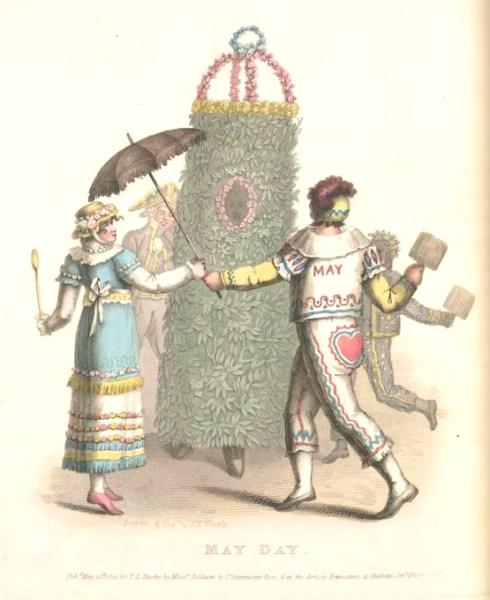 May Day 1820