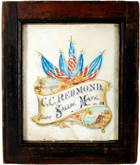 Trade Sign C.C. Remond 1880