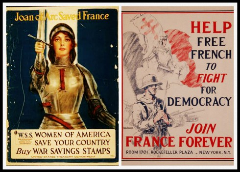 Joan of Arc Posters