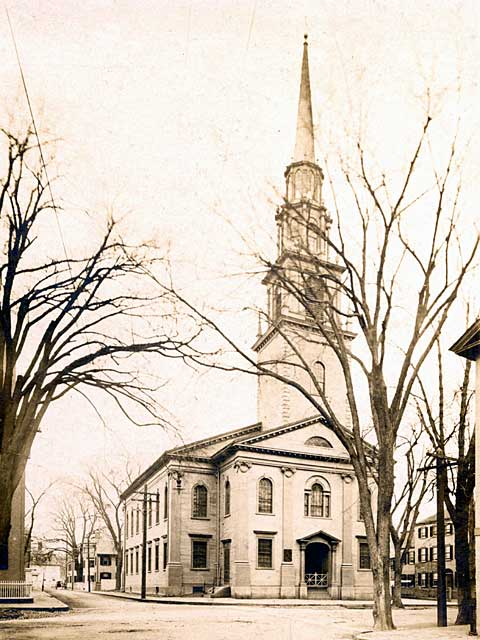 McIntire Park South Church 1891